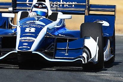 Max Chilton ha rinnovato con Ganassi Racing per la Indycar 2017