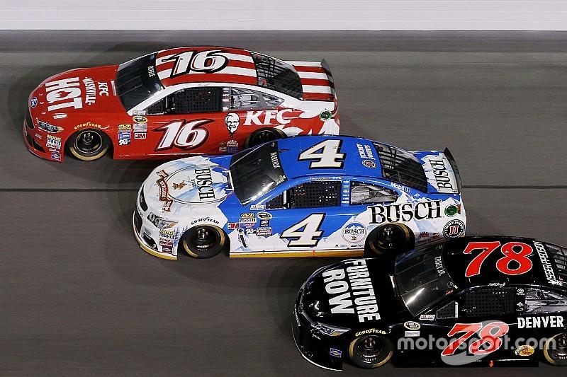 NASCAR-Hersteller wünschen sich mehr Konkurrenz