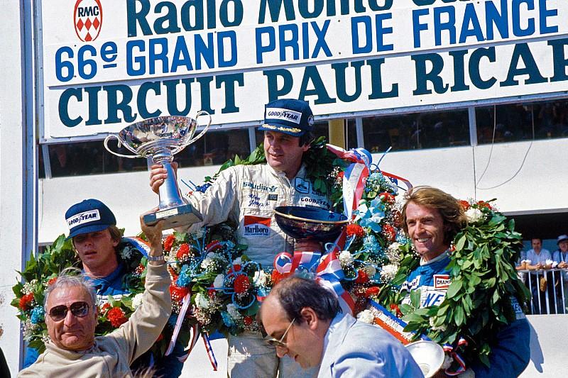 """Jacques Laffite - """"La France mérite sa place dans le monde de la F1"""""""