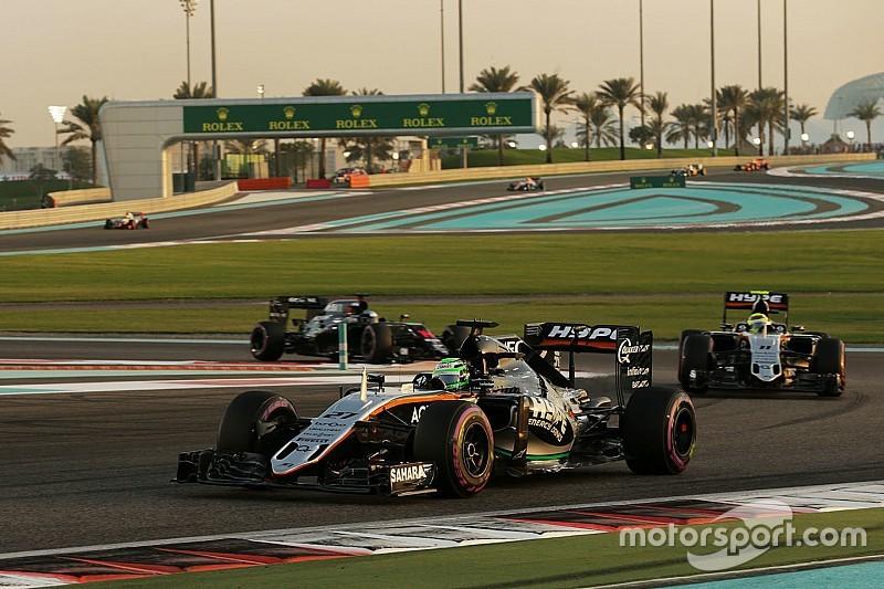 """Force India: evolução dos carros será """"fenomenal"""" em 2017"""