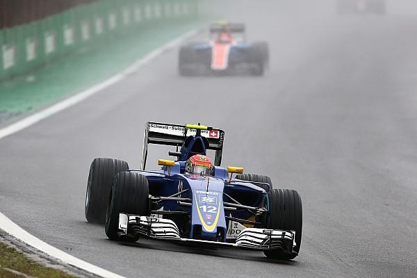 Análisis F1 2016: Brasil salvó la temporada de Sauber