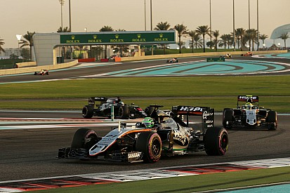 """Force India espera una cota de desarrollo """"espectacular"""" en la F1 para 2017"""