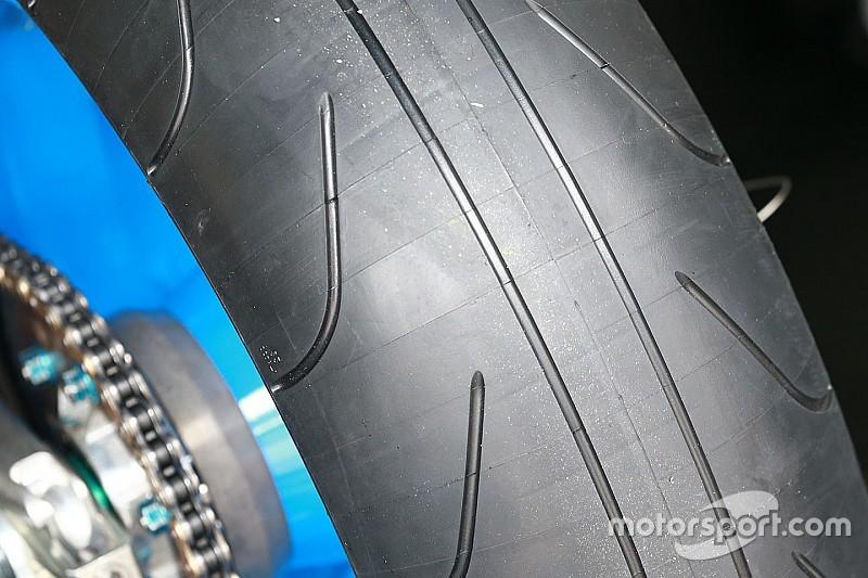 В MotoGP отказались от промежуточных шин
