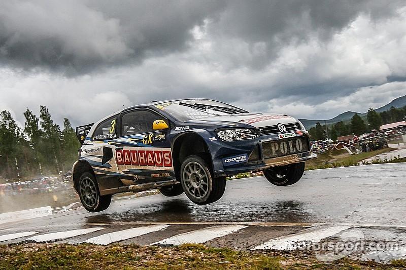 Volkswagen RX Sweden: une moitié de l'équipe veut continuer