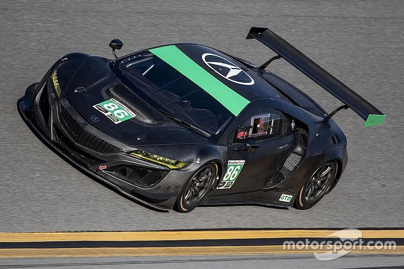 Hunter-Reay e Rahal con la Michael Shank Racing alla 24h di Daytona