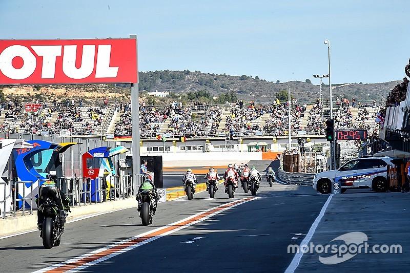 Оновлення регламентів MotoGP на 2017 рік - проміжних шин не буде