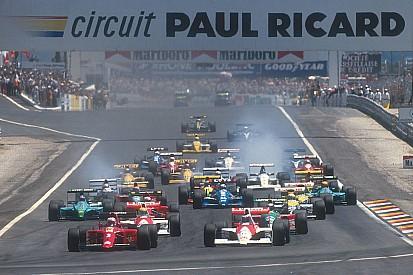 In beeld: De laatste Grand Prix van Frankrijk op Paul Ricard