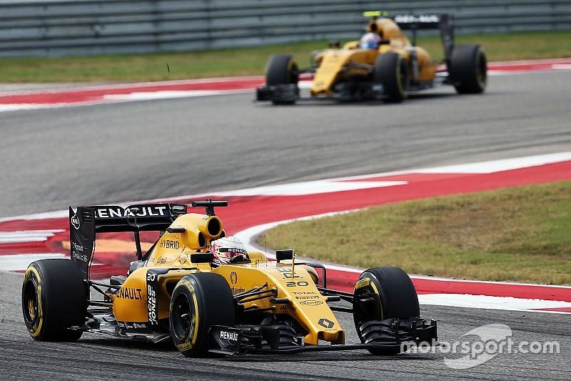 F1年度总结之雷诺:艰辛的过渡期