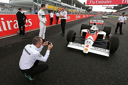 McLaren niega que vaya a fichar a Paddy Lowe