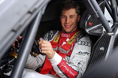 Duval espera la decisión de Audi tras su test en el DTM