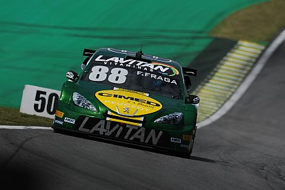 Brazilian V8 Stock Cars: Felipe Fraga starts ahead on title-decider