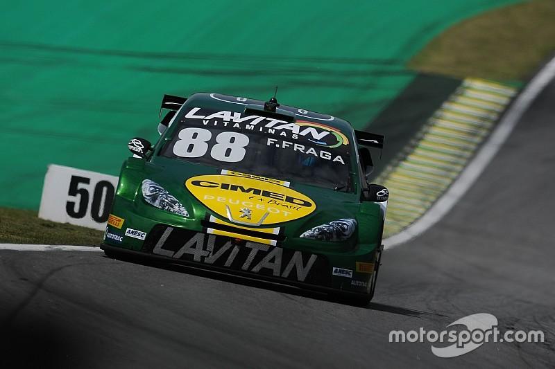 Brazilian V8 Stock Cars: Felipe Fraga starts ahead on title-decider