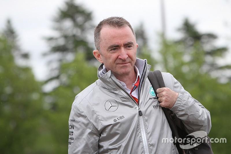 Paddy Lowe en passe de quitter Mercedes F1 pour Williams