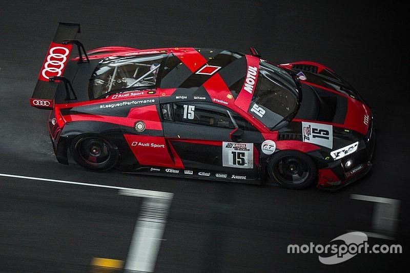 12 Heures de Sepang - Audi vainqueur, Vanthoor sacré