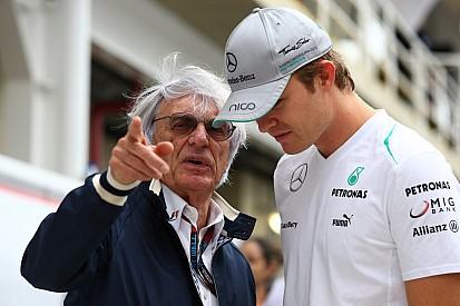 Rosberg diz que gostaria de ser ator de cinema