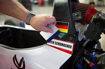 Michael Schumacher fia készen áll az F3-as debütálásra