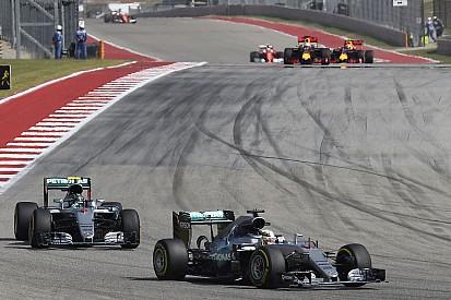 """Mercedes, """"claro favorito"""" en 2017 pese a las nuevas reglas, según Red Bull"""