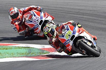 【MotoGP】ドヴィツィオーゾ「イアンノーネは失礼なヤツだった」