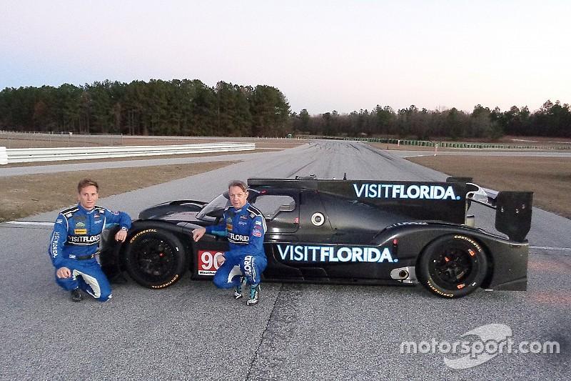 Primo test per Van Der Zande e Goossens con la Visit Florida Racing
