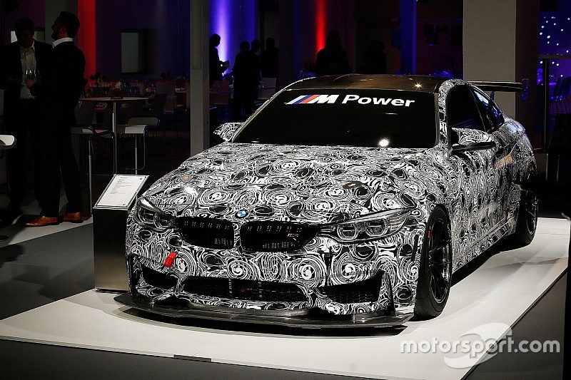 Fabrieks-BMW M4 GT4 maakt racedebuut in januari