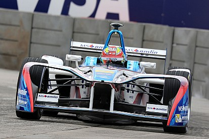 En BMW creen que los Fórmula E no tienen que ser más rápidos