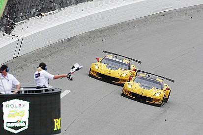 Роккенфеллер и Фесслер вернутся в Corvette на «24 часа Дайтоны»