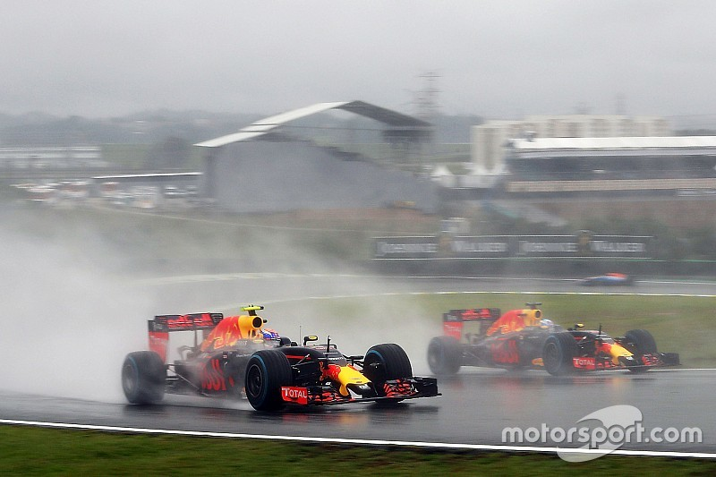 Verstappen a établi un record de dépassements en 2016
