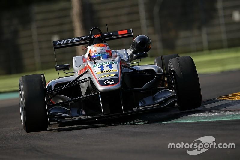 Mazepin blijft Hitech trouw voor tweede seizoen in EK F3