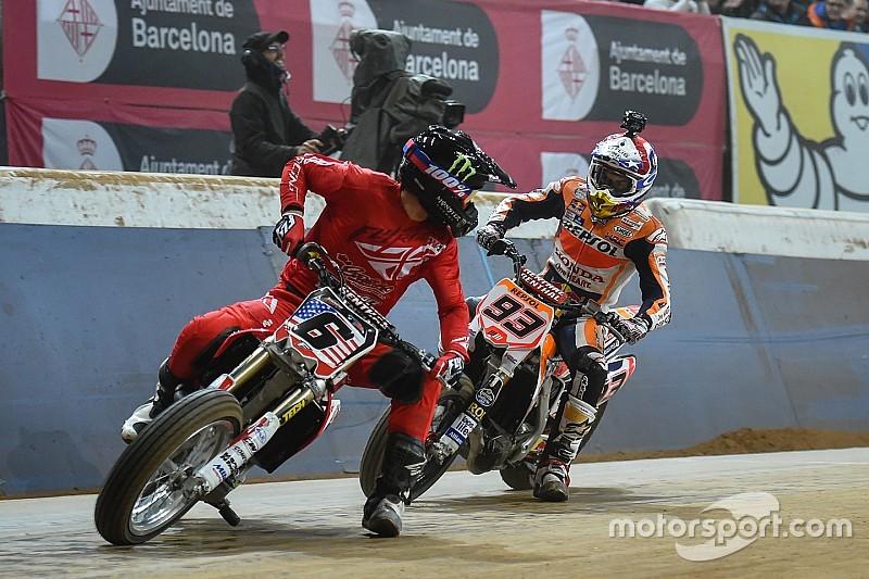 Baker y Márquez se vuelven a citar en el Superprestigio Dirt Track