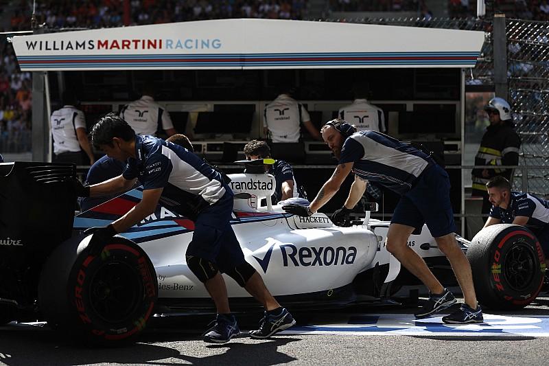 Bottas: problemas em avanços prejudicaram Williams em 2016