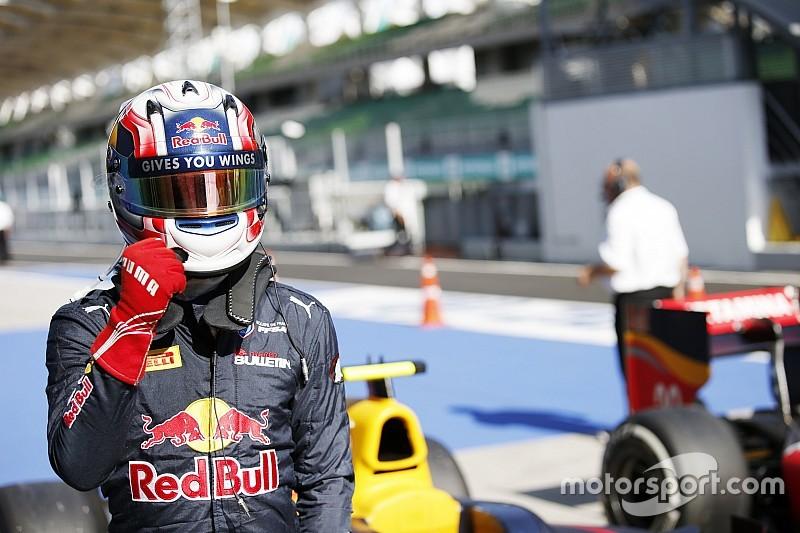 Red Bull bereikt overeenstemming met Honda over Super Formula-zitje Gasly