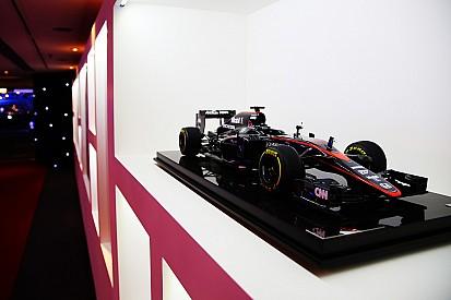 A 2017-es McLaren futurisztikus és nagyon agresszív kinézetet kapott