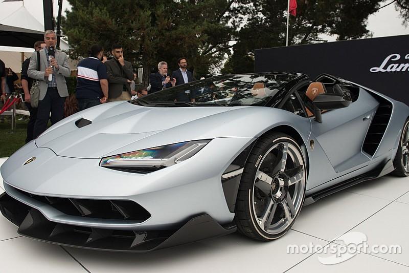 Le V12 a de l'avenir chez Lamborghini!