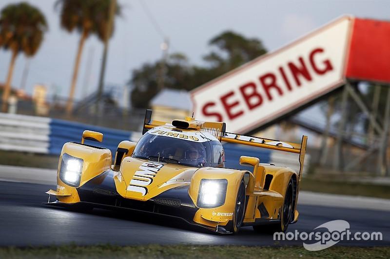 Barrichello, impresionado con el Dallara LMP2 en Sebring