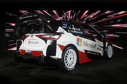 Scopriamo i segreti della nuova Toyota Yaris WRC Plus 2017 di Latvala
