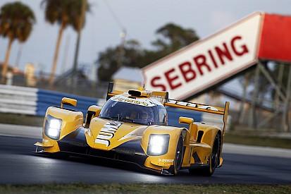 Barrichello conquis par ses premiers tours de roue en LMP2