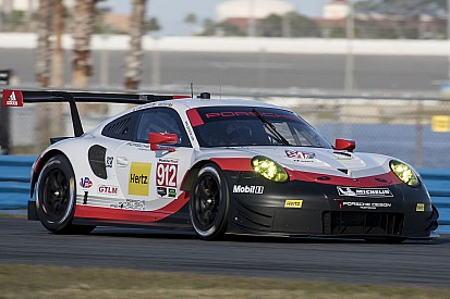 Bildergalerie: IMSA-Test in Daytona