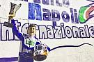كارت راشد الظاهري يصل إلى منصة التتويج ضمن منافسات كأس إيرتون سينا في إيطاليا