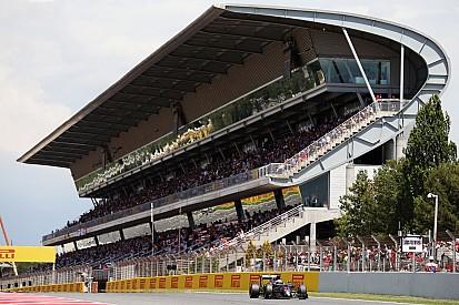 Las entradas para la pretemporada 2017 de F1 en Barcelona, a la venta