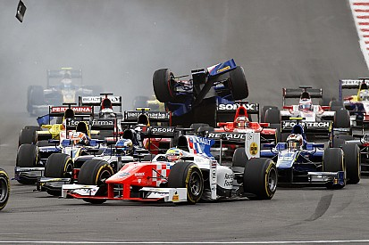 Теория хаоса. Итоги сезона GP2