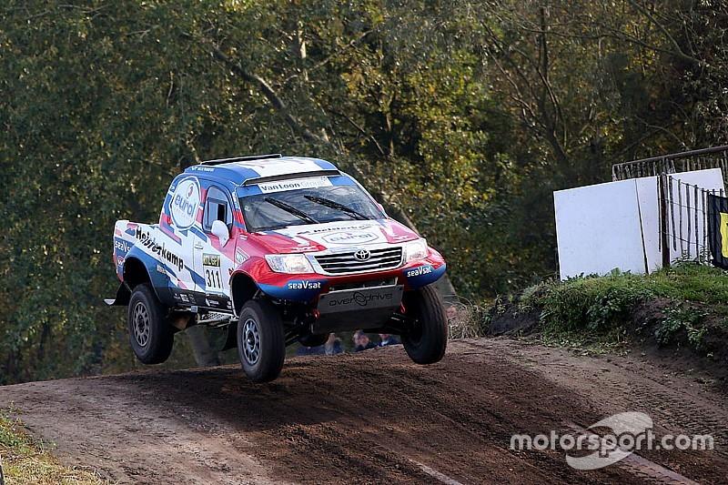 """Van Loon klaar voor Dakar: """"De Toyota kan zomaar eens de verrassing worden"""""""