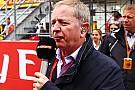 Para Brundle, la única opción de Mercedes es Wehrlein