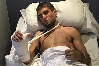 Kevin Benavides se pierde el Dakar por una lesión