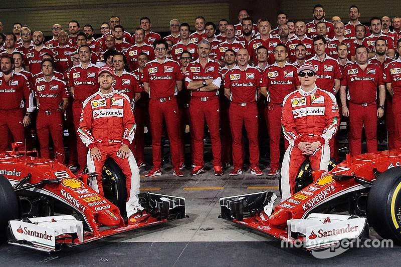 Symonds - La structure horizontale de Ferrari ne fonctionnera pas