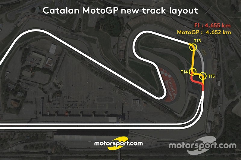FIA和FIM同意修改加泰罗尼亚赛道布局