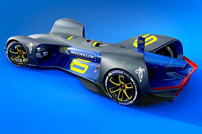Michelin nommé manufacturier officiel de Roborace