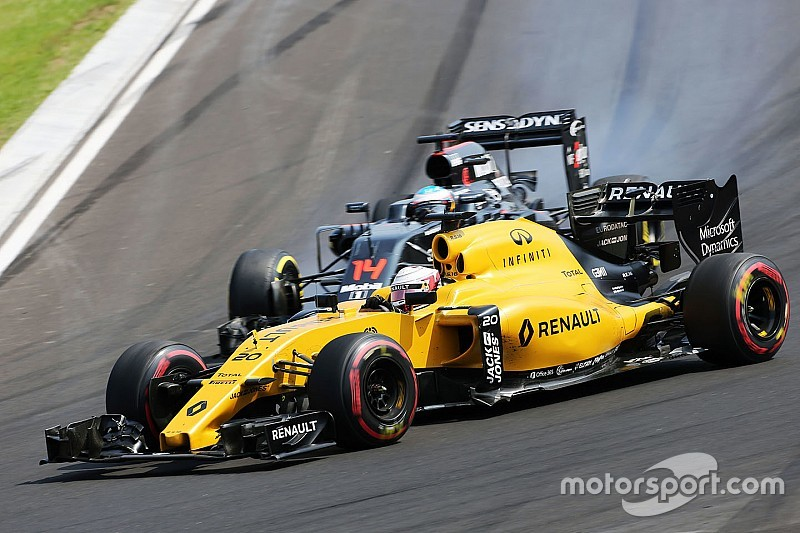 Renault F1 recrute chez McLaren et se renforce