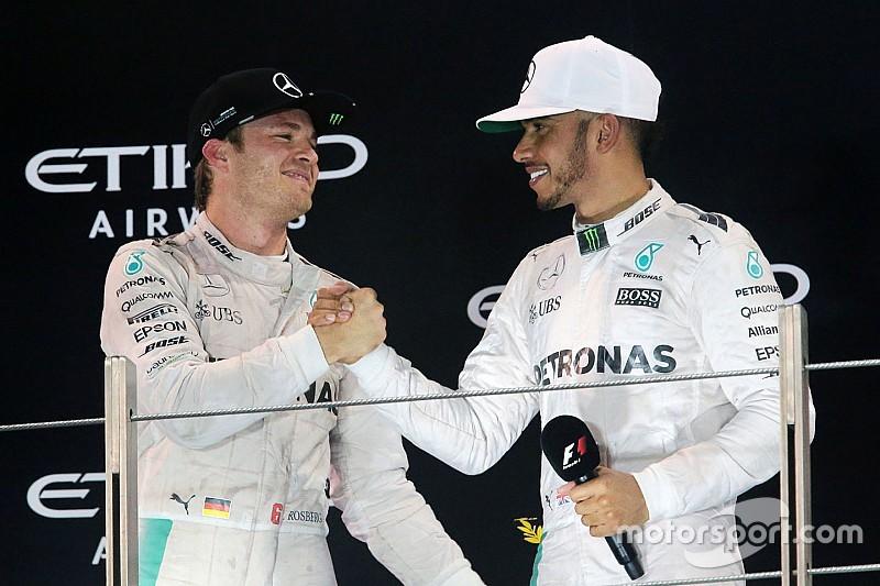 """Hamilton: """"Piloté contra Fernando en mi primer año y le gané; no me preocupa"""""""