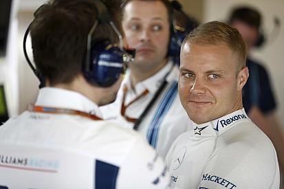 Williams ouvre la porte à un départ de Bottas