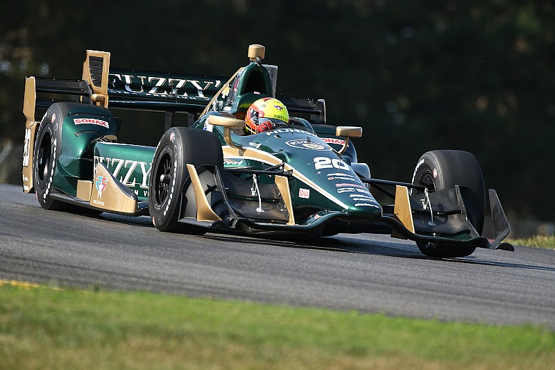 Spencer Pigot rimane alla Ed Carpenter Racing nel 2017